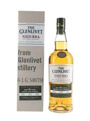 Glenlivet 16 Year Old Nadurra Bottled 2014 - Batch 0114A 70cl / 55.3%