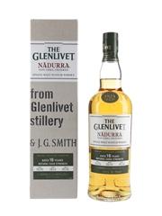 Glenlivet 16 Year Old Nadurra Bottled 2014 - Batch 0614C 70cl / 55.2%