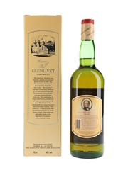 Glenlivet 12 Year Old Bottled 1980s 75cl / 40%