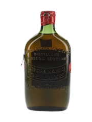 Buchanan's De Luxe Spring Cap Bottled 1960s 35cl