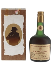 Courvoisier Napoleon Bottled 1950s-1960s - Numbered Bottle 35cl