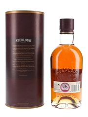 Aberlour 12 Year Old Bottled 2018 - Double Cask Matured 70cl / 40%
