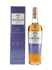 Macallan 18 Year Old Fine Oak Triple Cask Matured 70cl / 43%