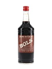 Bols Creme De Cacao Bottled 1970s 100cl / 27%