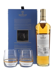 Macallan 12 Year Old Triple Cask Matured Glass Pack 70cl / 40%