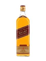 Johnnie Walker Red Label Bottled 1990s 100cl / 43%