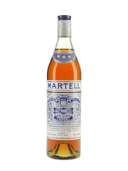Martell 3 Star VOP Bottled 1970s 68cl / 40%