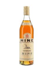 Hine 3 Star Bottled 1970s 68cl / 40%