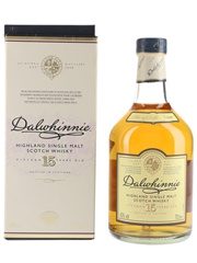 Dalwhinnie 15 Year Old  70cl / 43%