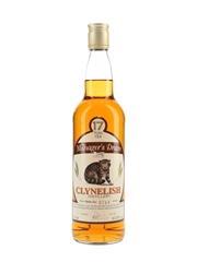 Clynelish 17 Year Old The Manager's Dram Bottled 1998 - United Distillers & Vintners 70cl / 61.8%