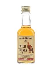 Wild Turkey Bottled 1990s 5cl / 43.4%