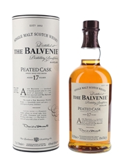Balvenie 17 Year Old Peated Cask  70cl / 43%