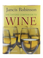 The Oxford Companion To Wine - Third Edition