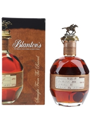 Blanton's Straight From The Barrel No. 350 Bottled 2019 70cl / 65.15%