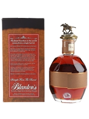Blanton's Straight From The Barrel No. 363 Bottled 2019 70cl / 65.15%