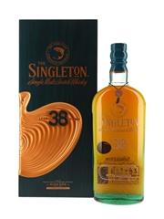 Singleton Of Glen Ord 1981 38 Year Old  70cl / 49.6%