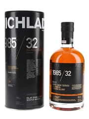 Bruichladdich 1985 32 Year Old Hidden Glory Rare Cask Series 70cl / 48.7%