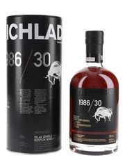 Bruichladdich 1986 30 Year Old The Magnificent Seven Rare Cask Series 70cl / 44.6%