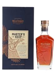 Wild Turkey 17 Year Old Master's Keep Batch No.1 75cl / 50%