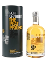 Port Charlotte The Peat Project Bottled 2012 70cl / 46%