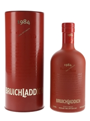 Bruichladdich 1984 Redder Still Bottled 2007 70cl / 50.4%