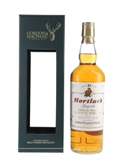 Mortlach 21 Year Old Bottled 2017 - Gordon & MacPhail 70cl / 43%