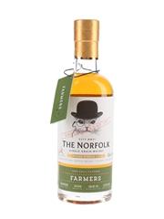 The Norfolk Farmers Single Grain Bottled 2018 - Batch No. 03-2018 50cl / 45%