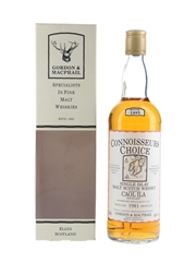 Caol Ila 1981 Connoisseurs Choice Bottled 1995 - Gordon & MacPhail 70cl / 40%