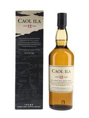 Caol Ila 12 Year Old  75cl / 43%