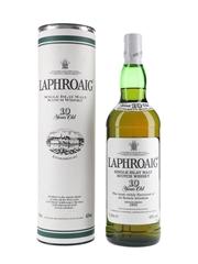 Laphroaig 10 Year Old Bottled 1990s 100cl / 43%