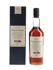 Blair Athol 12 Year Old Flora & Fauna 70cl / 43%
