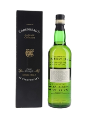 Blair Athol 1978 19 Year Old Bottled 1997 - Cadenhead's 70cl / 56.2%