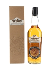 Speyburn 1986 16 Year Old  70cl / 46%