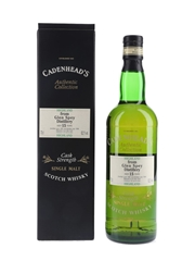 Glen Spey 1981 15 Year Old Bottled 1996 - Cadenhead's 70cl / 62.2%