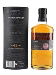 Highland Park 12 Year Old Bottled Pre 2012 70cl / 40%