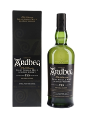 Ardbeg 10 Year Old Bottled 2014 70cl / 46%