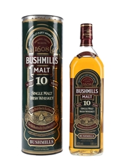 Bushmills 10 Year Old Bottled 1990s 100cl / 43%