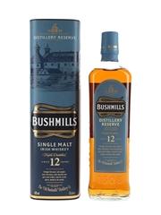 Bushmills 12 Year Old Distillery Reserve  70cl / 40%