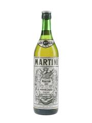 Martini Dry Bottled 1960s-1970s 100cl / 18.5%