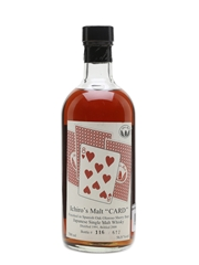 Hanyu 1991 Ichiro's Malt Eight Of Hearts Card Series - Cask #9303 70cl / 56.8%