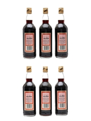 George Morton OVD Old Vatted Demerara Rum Bottled 1980s 6 x 75cl / 57.1%