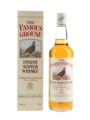 Famous Grouse Bottled 1980s 75cl / 40%