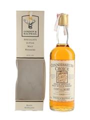 Convalmore 1969 Connoisseurs Choice Bottled 1980s - Gordon & MacPhail 75cl / 40%