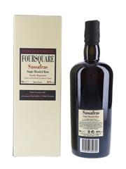 Foursquare Sassafras 14 Year Old Single Blended Rum Bottled 2020 - Velier 70cl / 61%