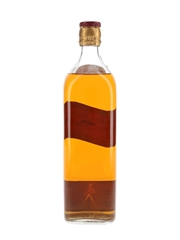Johnnie Walker Red Label Bottled 1960s 75.7cl / 40%