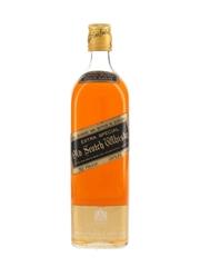 Johnnie Walker Black Label Extra Special Bottled 1970s 75.7cl / 40%
