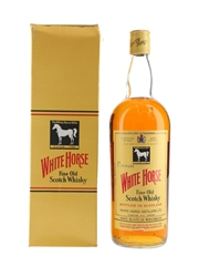 White Horse Bottled 1970s 100cl