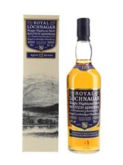 Royal Lochnagar 12 Year Old Bottled 1990s 70cl / 40%
