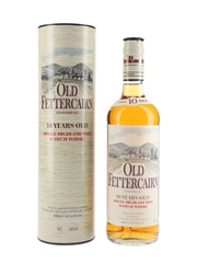 Old Fettercairn 10 Year Old Bottled 1990s 70cl / 43%