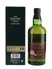 Hakushu Bourbon Barrel  70cl / 48.2%